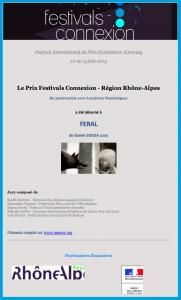 Prix Festivals Connexion